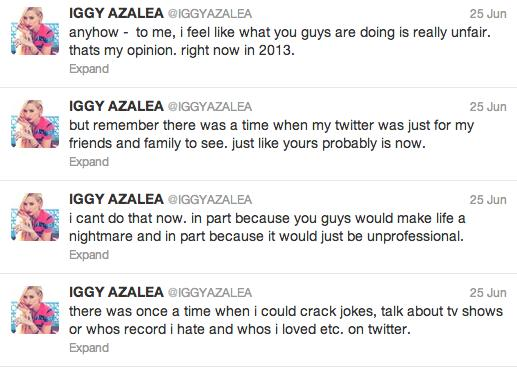 Iggy Azalea Defends Comments
