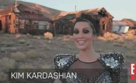 Double Ds in 3-D: Behind the Scenes of a Kim Kardashian Photoshoot