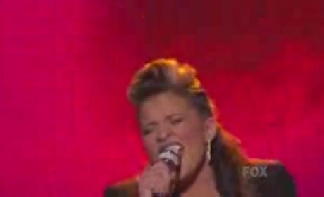 Lauren Alaina Feels Like a Natural Performer