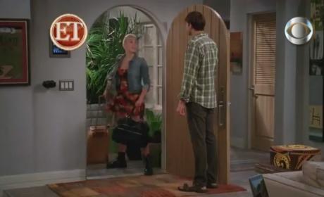 Miley Cyrus on Two and a Half Men: Sneak Peek!
