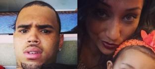 Chris Brown to Nia Guzman: King Ba is Even Worse Thug Than Me!