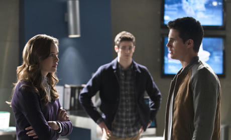 Robbie Amell on The Flash