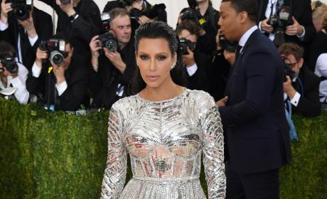 Which Kardashian looked best at the 2016 MET Gala?