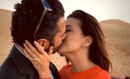 Eva Longoria: Engaged to Jose Antonio Baston!