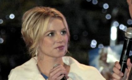 Britney Spears... On the Rocks, With a Twist, Please?