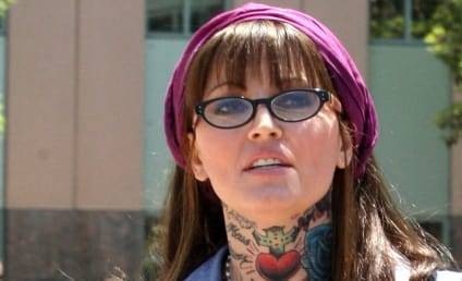 Janine Lindemulder to Sue Jesse James For Custody