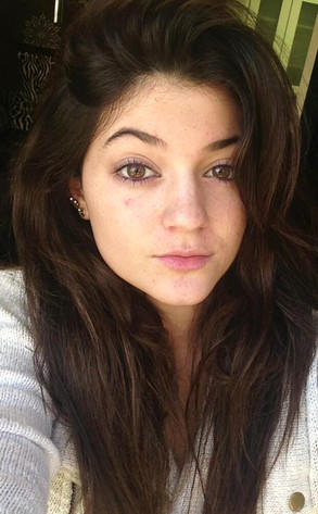 Kylie Jenner No Makeup