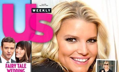 Jessica Simpson Us Weekly Cover
