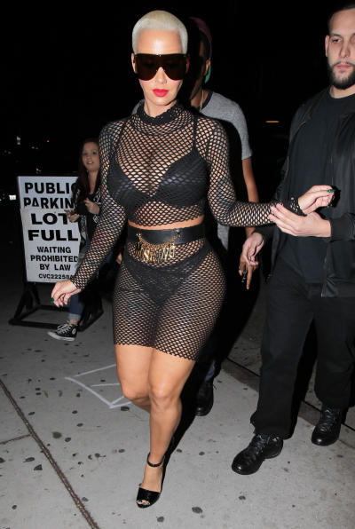 Amber Rose: Ace of Diamonds Hollywood
