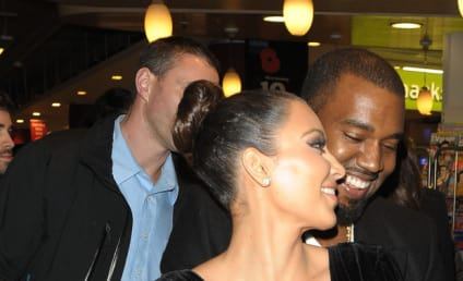 Kim Kardashian and Kanye West: Moving in Together!
