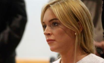 Lindsay Lohan Probation Report: Not Pretty!