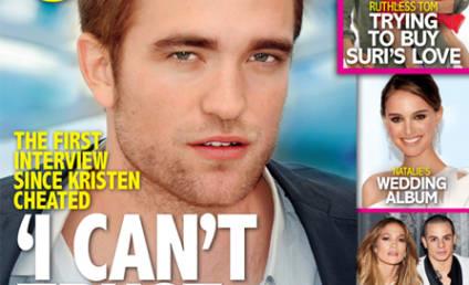 Is Robert Pattinson Drunk Dialing Kristen Stewart?