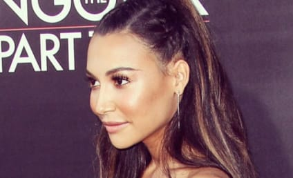Naya Rivera: MARRIED to Ryan Dorsey!
