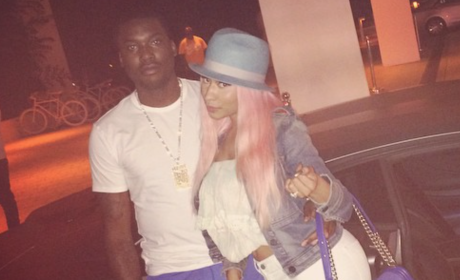 Nicki Minaj: Engaged to Meek Mill?!?
