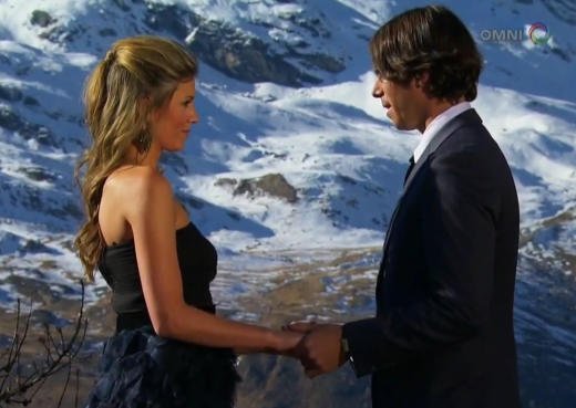 Ben Flajnik and Lindzi Cox