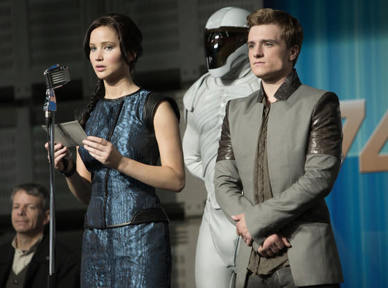 Katniss and Peeta Pic