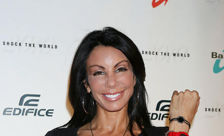 You're Invited to a Danielle Staub Stripper Party!