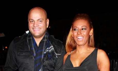 Melanie Brown Says Stephen Belafonte is a Man