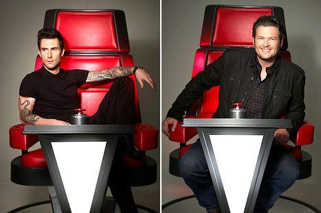 Adam and Blake