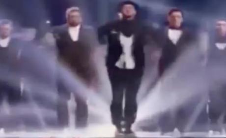 N SYNC Reunion - MTV VMAs 2013