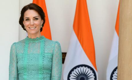 Kate Middleton Asked About Weight Loss, Universe Horrified