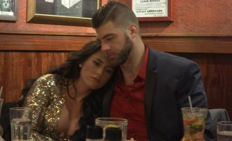 Jenelle Evans and David Eason Pic