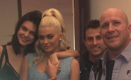 "Kendall Jenner and Kylie Jenner Get Stuck in Elevator, Survive ""Worst Nightmare"""