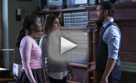 How to Get Away with Murder Season 2 Episode 5 Recap: Oh, Asher...