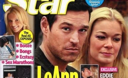 Eddie Cibrian: Cheating on LeAnn Rimes With Brandi Glanville?!