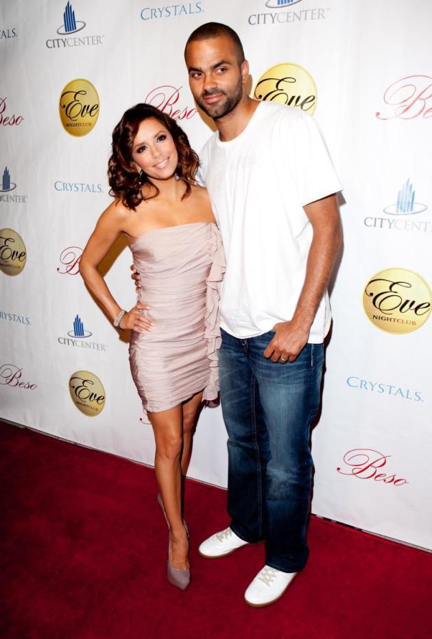 Tony and Wife
