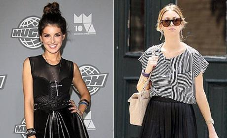 Fashion Face-Off: Shenae Grimes vs. Whitney Port