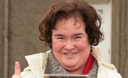 She's Number-One! Susan Boyle Dominates Album Charts