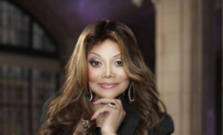 La Toya Jackson: Fired on Celebrity Apprentice!