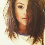 Selena Gomez and Her Hair