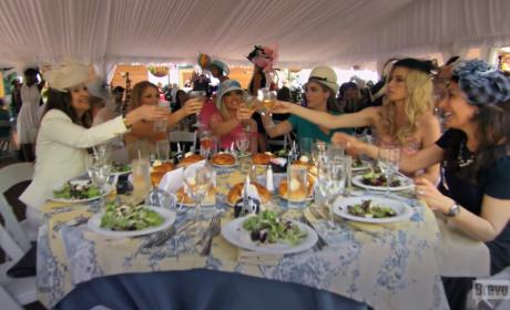 The Real Housewives of Dallas Trailer: Giddy Up!