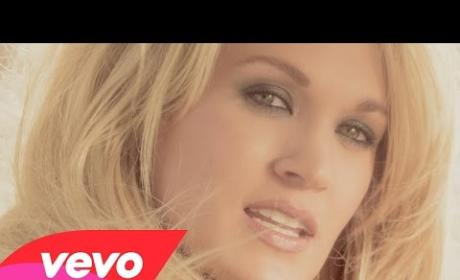 "Carrie Underwood Releases Smoking Hot ""Smoke Break"" Video"
