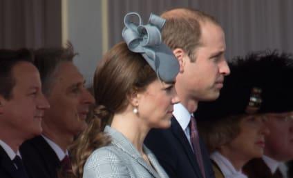 Kate Middleton Wardrobe Malfunction Reportedly Angers Queen Elizabeth II