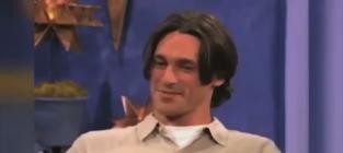 "Jon Hamm on ""The Big Date"""