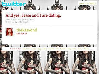 Kat Tweet