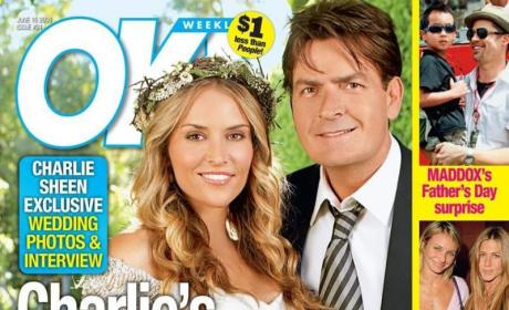 Brooke Mueller Demands Charlie Sheen's Money