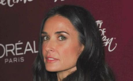 George Clooney on Release of Demi Moore 911 Call: Stupid!