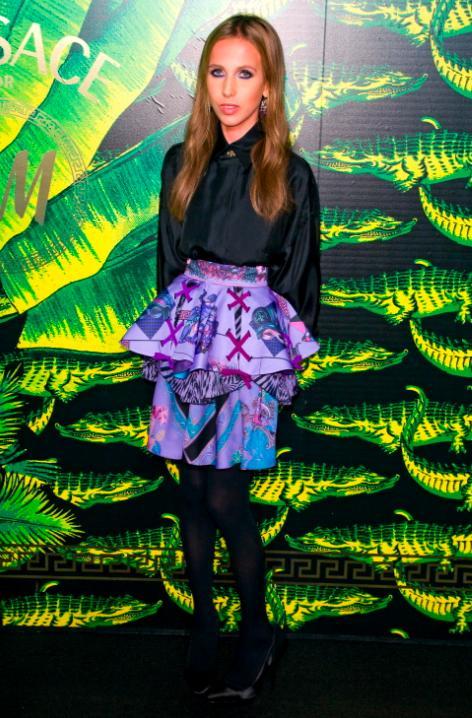 Allegra Versace Photo