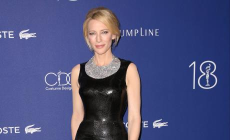 Cate Blanchett: 18th Costume Designers Guild Awards
