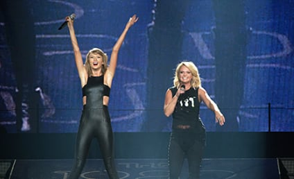 Taylor Swift Teams Up with Miranda Lambert: WATCH!