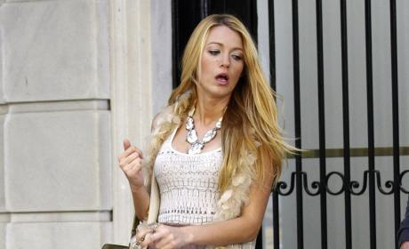 Blake Lively: Not a Fan of Paris Hilton, Sex Tapes