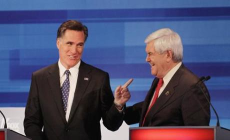 Newt Gingrich Calls Mitt Romney Pathetic, Vows to Fight on After Florida Primary