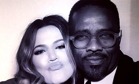 Khloe Kardashian and Tony Williams