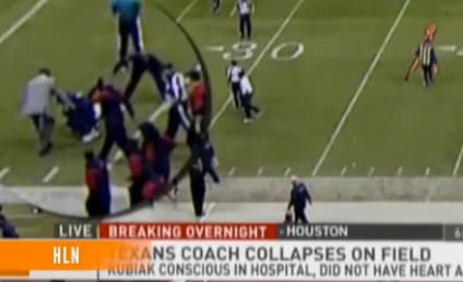 Gary Kubiak Collapses During Texans Game; NFL Coach Hospitalized