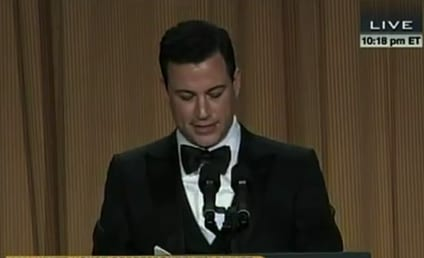 Jimmy Kimmel Reacts to White House Correspondents Dinner Speech, Love for George Clooney