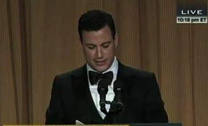 Jimmy Kimmel at White House Correspondents Dinner: Mr. President, Salaam...